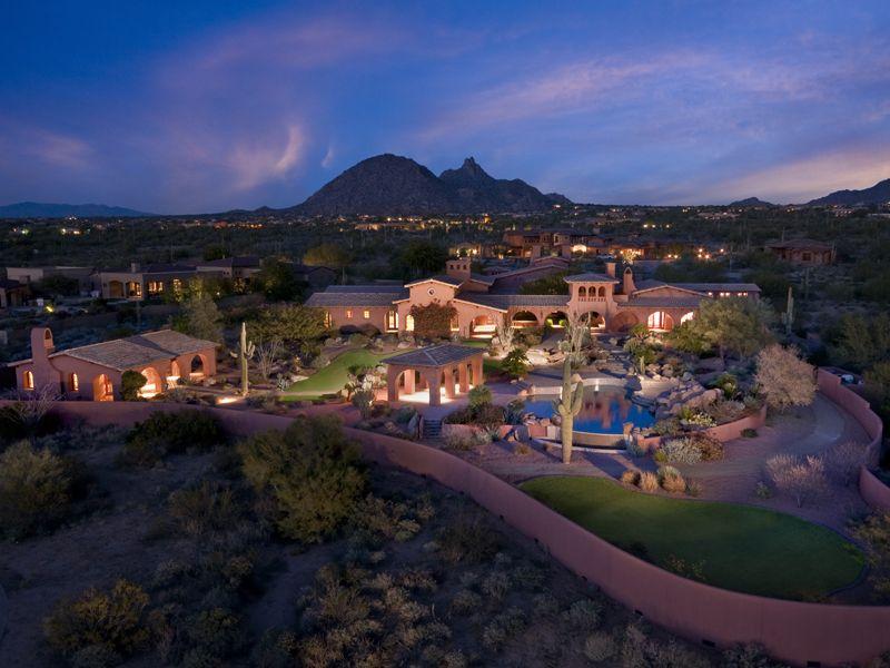Scottsdale Arizona Bank Owned Luxury Home