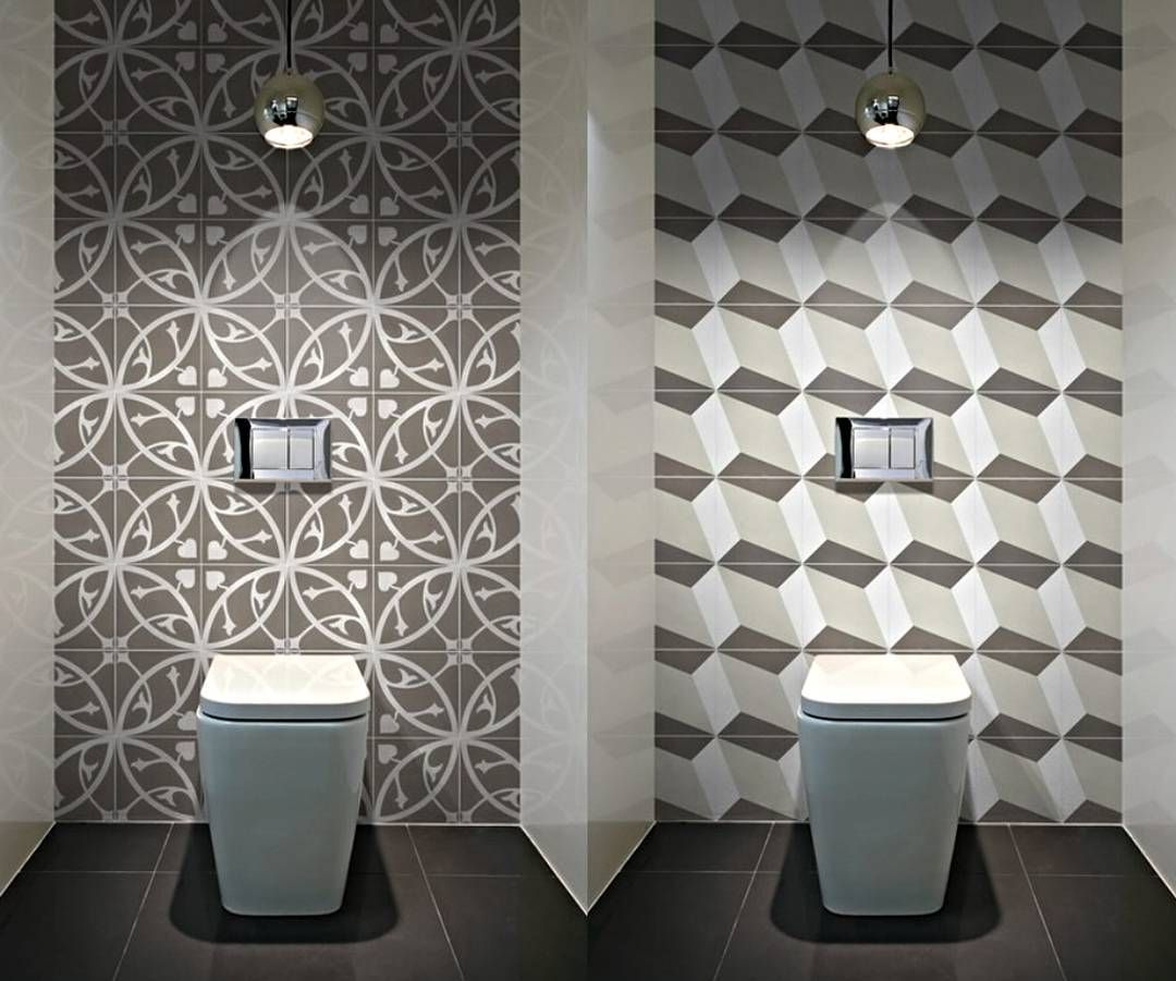 Decoration Tile Gorgeous Renovating A Powder Room Check Out These#house #home #design Design Decoration