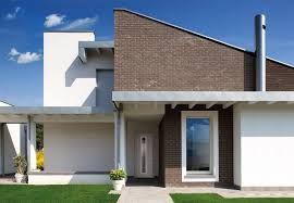 Ingressi ville moderne cerca con google facciate - Ingressi case moderne ...