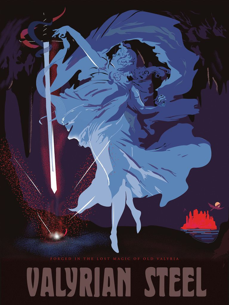"""Valyrian Steel"" - Fernando Reza | Game of Thrones"