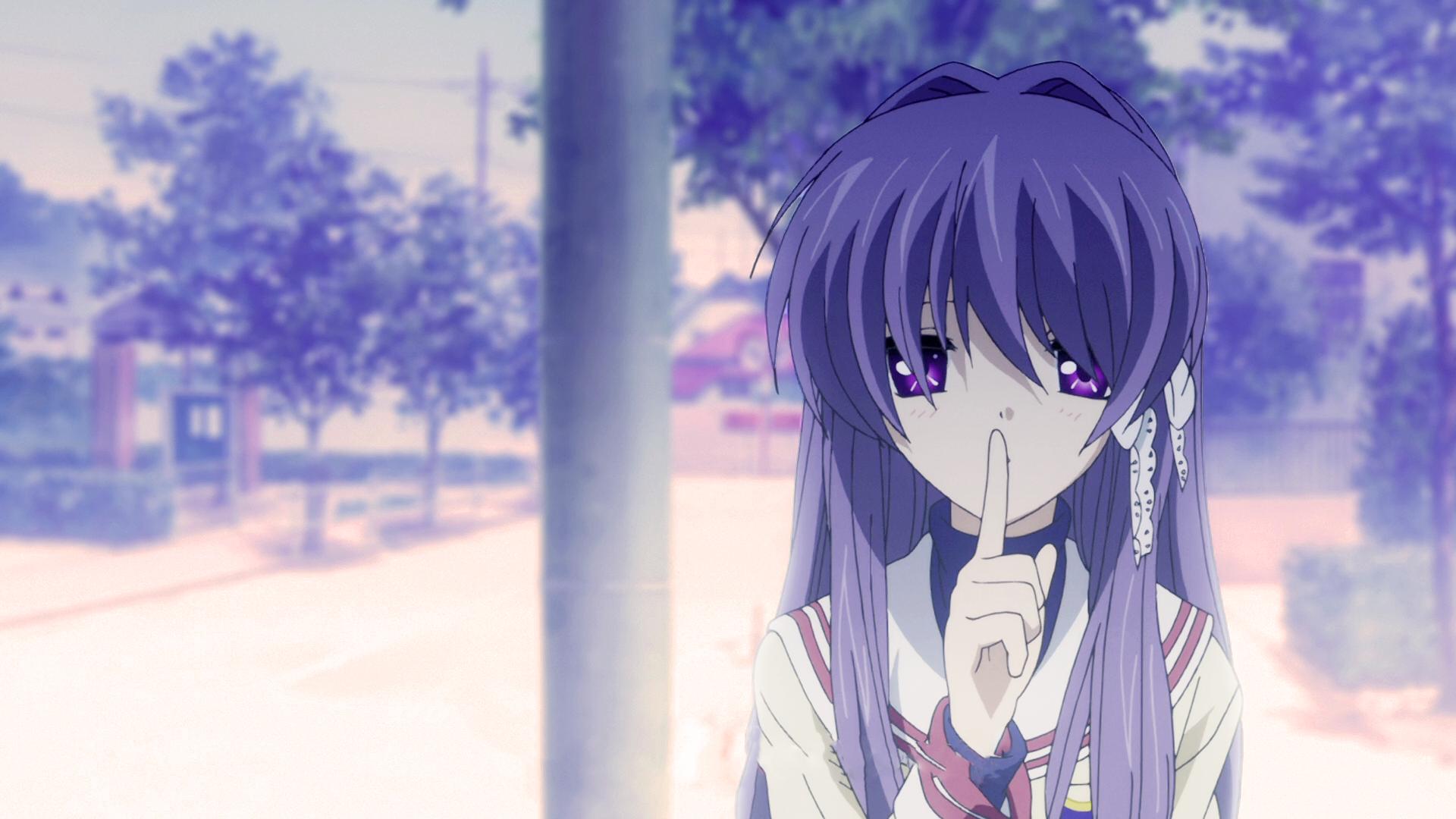 Kyou Fushibiashi Clannad Clannad Anime Clannad Anime