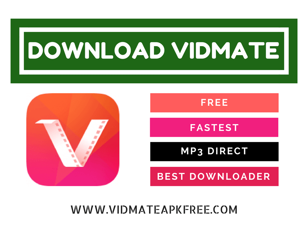 VidMate APK Free Download for Android is available now