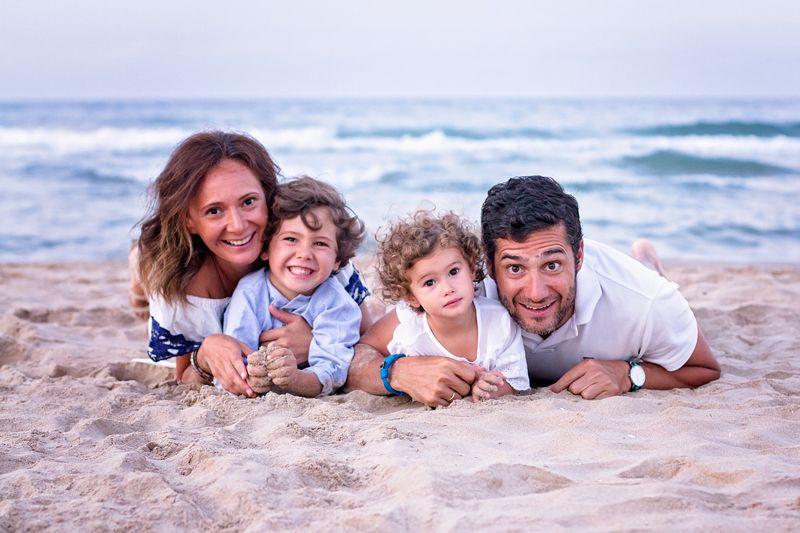 Sesiones de playa: Los niños al aire libre son más niños ...