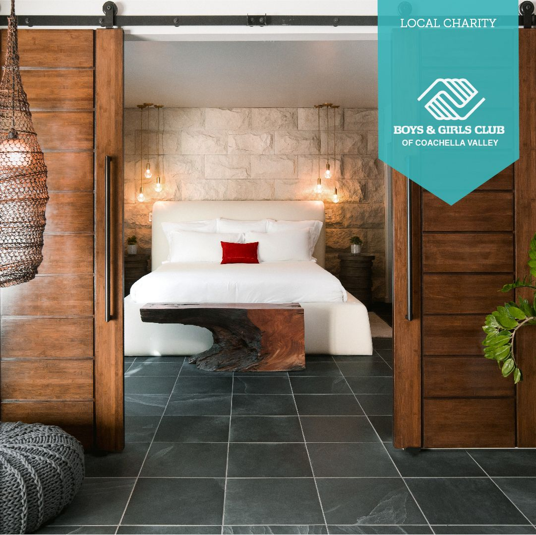 did you know that kindhotel twobunchpalms is the first 100 carbon