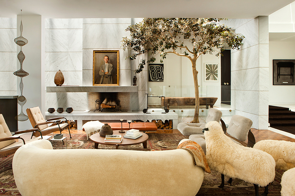 Ellen Degeneres And Portia De Rossi Apartment By Kathleen Tommy Clements