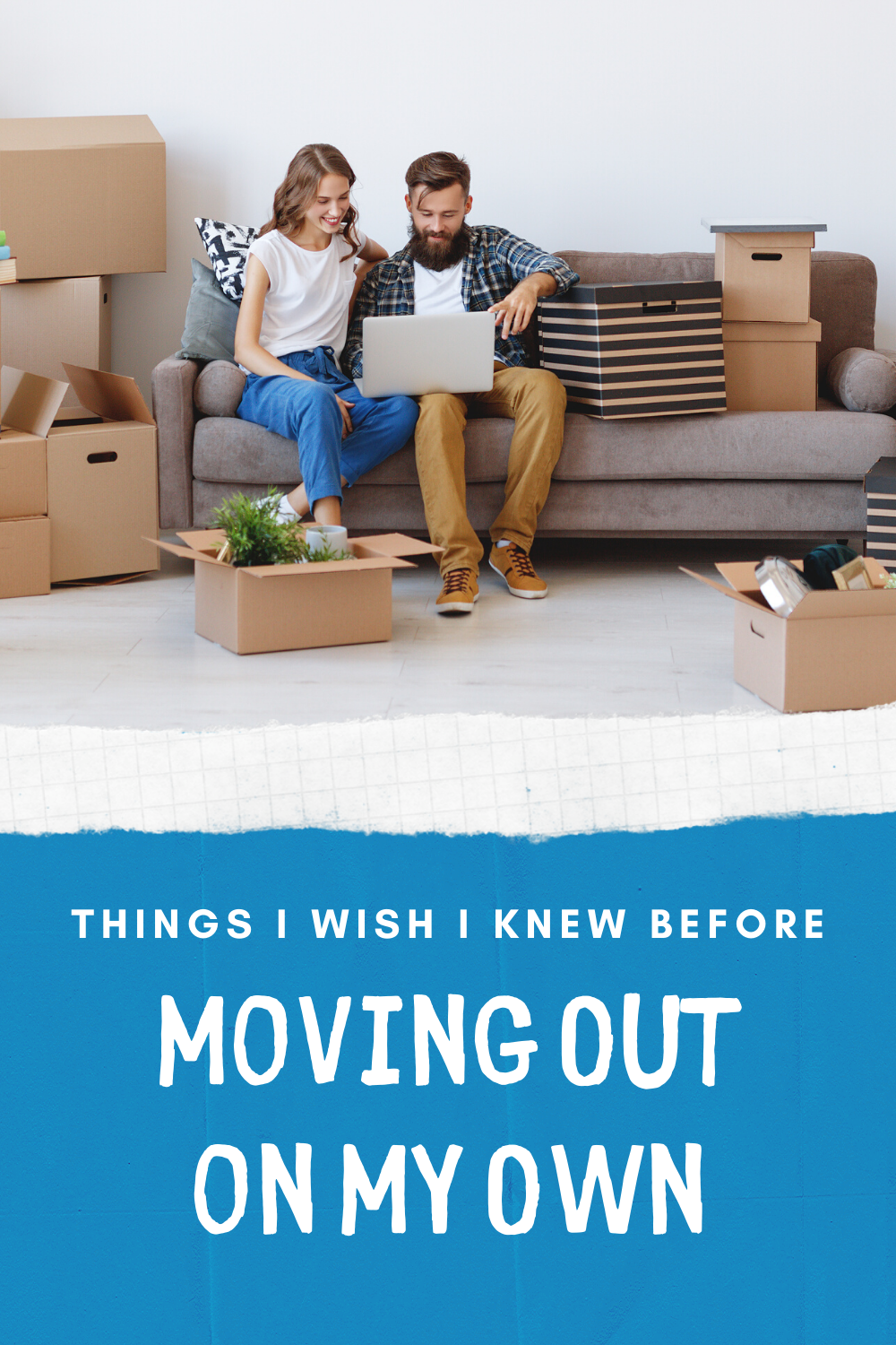 After living on my own for over 3 years I've learned a ton! Before moving out yourself, knowing these things will guarantee your success. Moving out for the first time can be scary, but learn from my experiences and you will be fine! For more lifestyle, home owner tips, finance tips, tips to pay off debt, and relationship advice visit justyouraveragejosh.com #movingout #homeowner #debtpayoff #creditcarddebt #justyouraveragejosh #lifestyleblogger