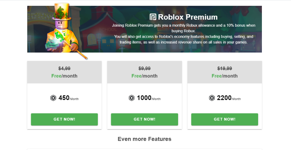 Roblox Cheats To Get Robux 1000 Free On Page 7 Pin On Free Robux For Kids Only