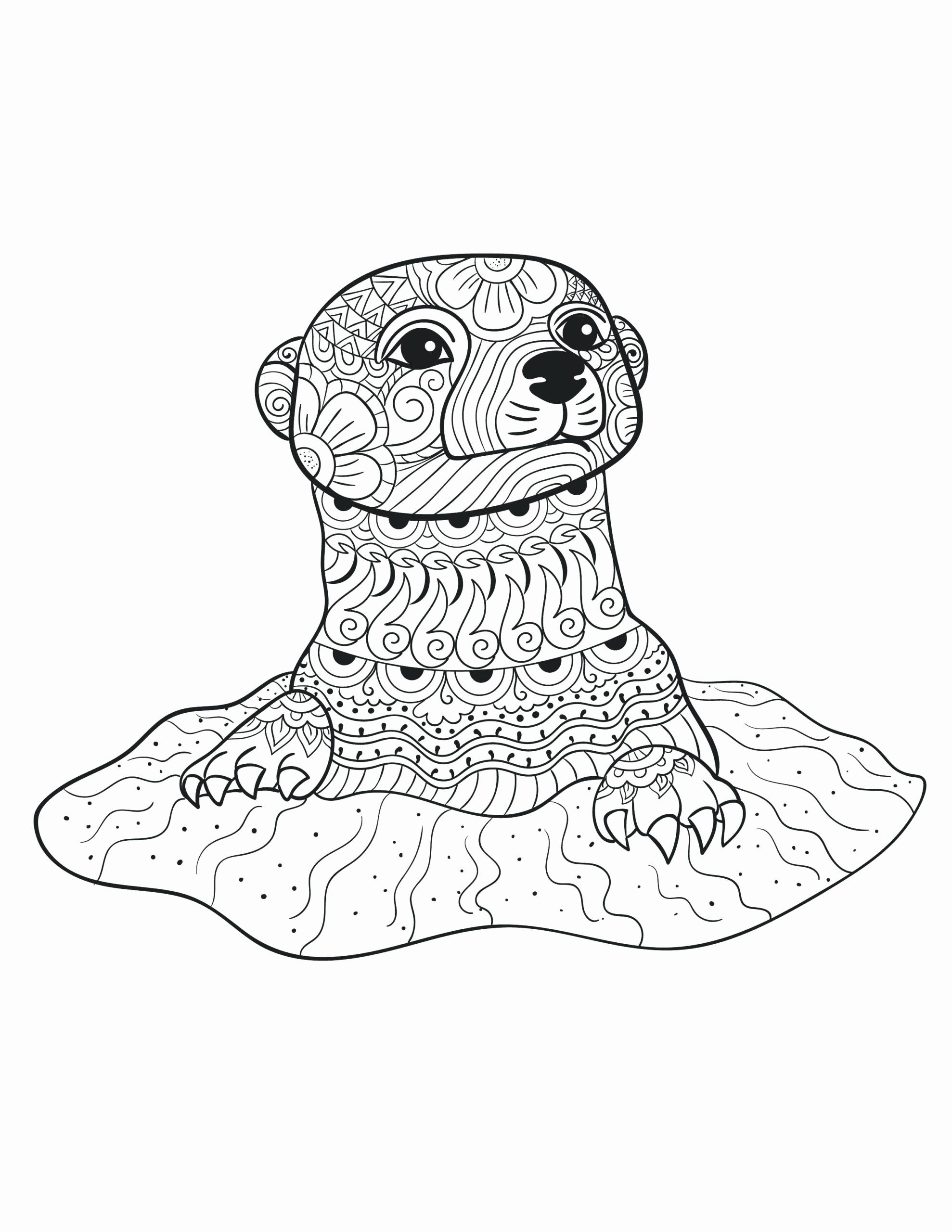 Cute Animal Coloring Pages Printable Beautiful Coloring 55 Fantastic Adault Animal Coloring In 2020 Animal Coloring Pages Zoo Animal Coloring Pages Zoo Coloring Pages
