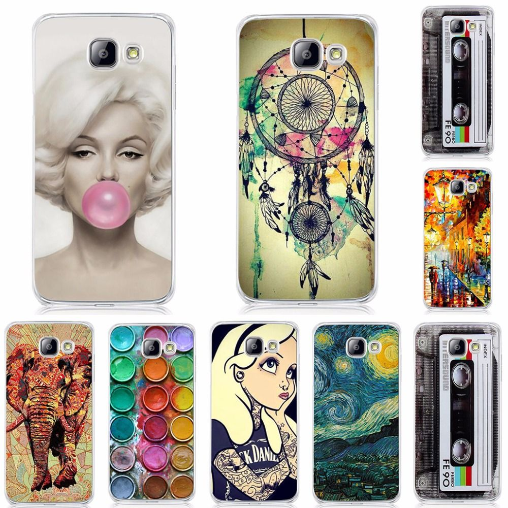 Cool Fashion Cover Cases For Samsung Galaxy A3 2016 A310 A310f Soft Silicone Tpu Phone Case For Samsung A3 A 3 2016 Back Cover Cooles