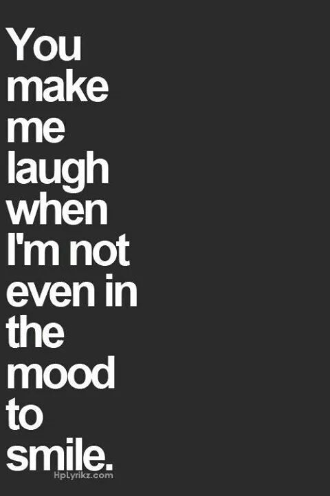 Hes Always Making Me Smile Words Pinterest Love Quotes