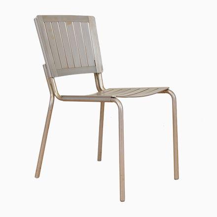 Vintage Züka Alu Stuhl von Embru Jetzt bestellen unter