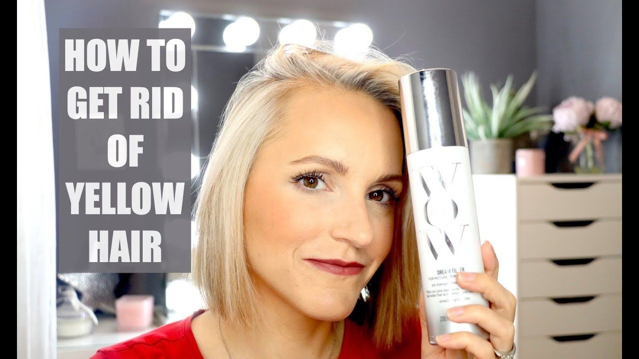 Color Wow Dream Filter Review No More Yellow Dull Hair Dull