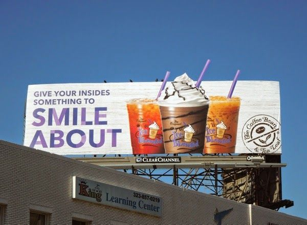 Give Your Insides Something To Smile About Coffee Bean Tea