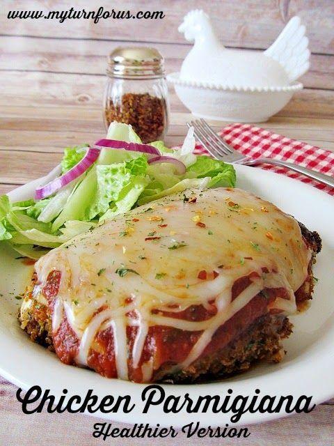 recipe: chicken parmigiana calories [19]