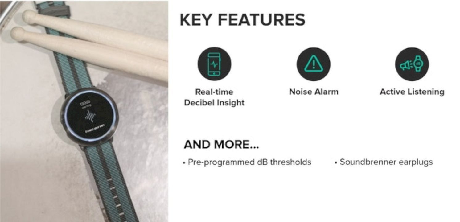Soundbrenner Core: The 4-in-1 Smart Music Tool   Beautifully