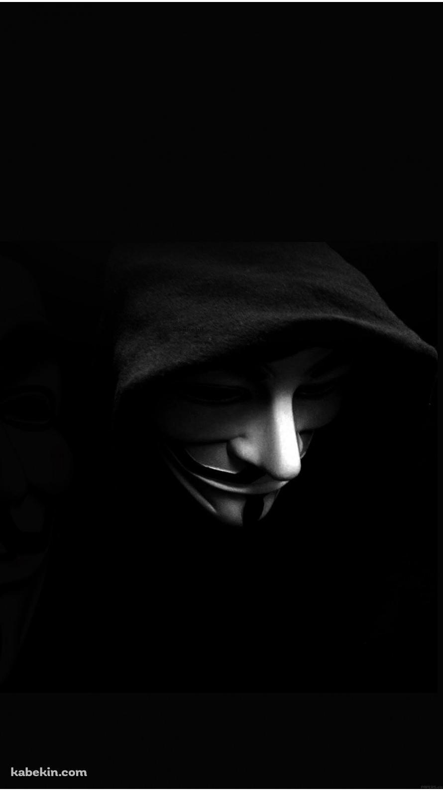アノニマスのiphone壁紙 Anonymus 黒の壁紙 壁紙 Iphone 壁紙