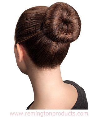 Pull Off Ballerina Bun To Look Professional Simply Flat Iron Bridal Hair Buns Kids Hairstyles Ballet Bun