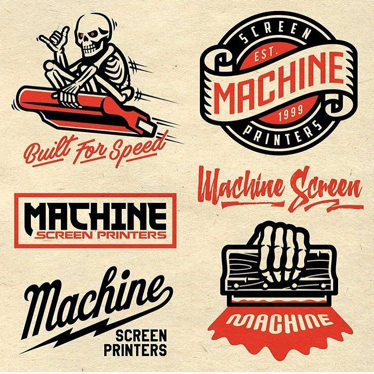 Some good stuff for Machine Screen Printers by