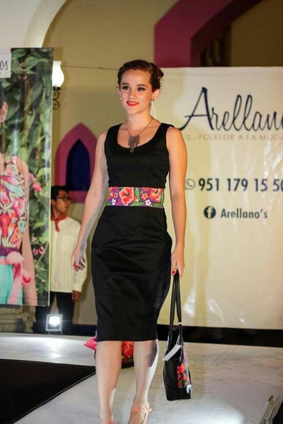 Vestido Mexicano Sencillo Pero Elegante En 2019 Vestidos