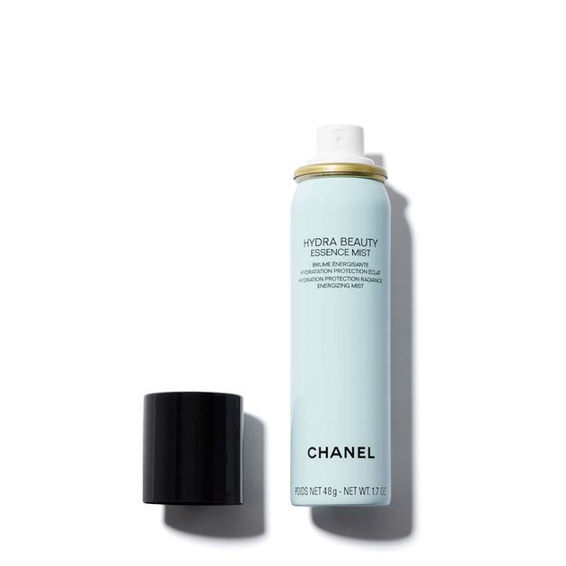 Chanel Hydra Beauty Essence Mist Hydration Protection Radiance Energizing Mist 1.7 oz