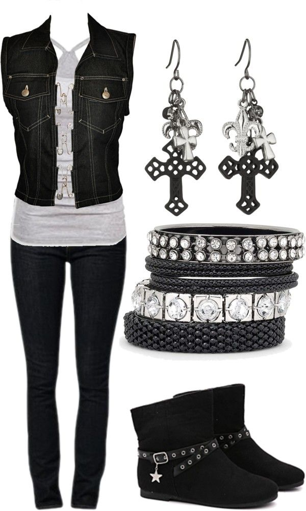 """my rebel night"" by karlibugg on Polyvore 