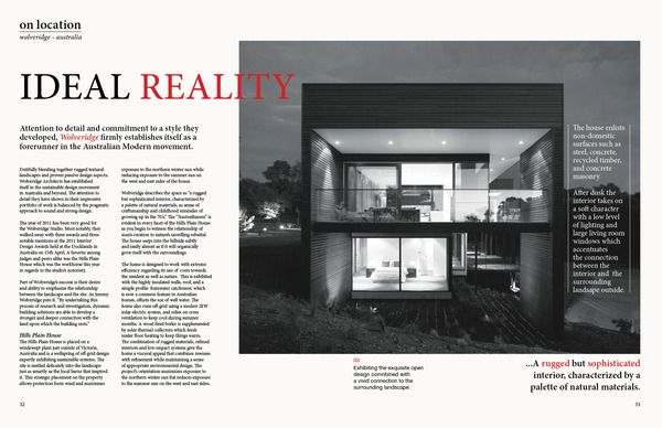 Pics For > Architecture Design Magazine Layout