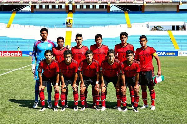 Selección Mexicana: La Selección Nacional de México Sub 17 Lista Para su Tercer Encuentro