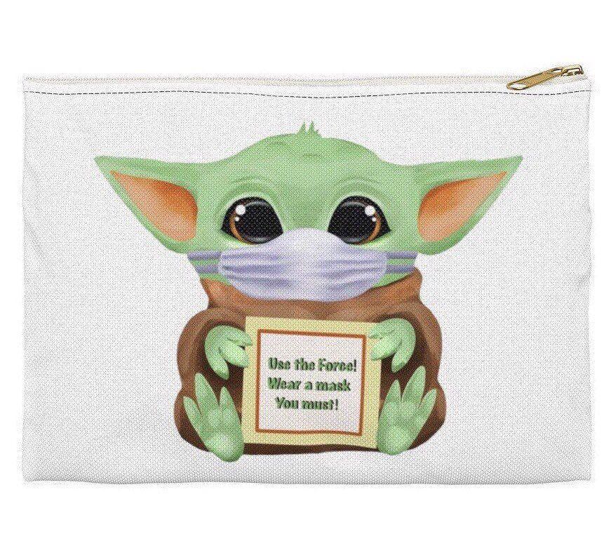 Baby Yoda Accessory Pouch