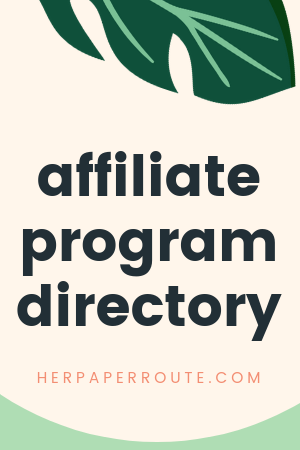 Best Affiliate Programs 2019 How To Make Money Blogging Actually! | Affiliate marketing