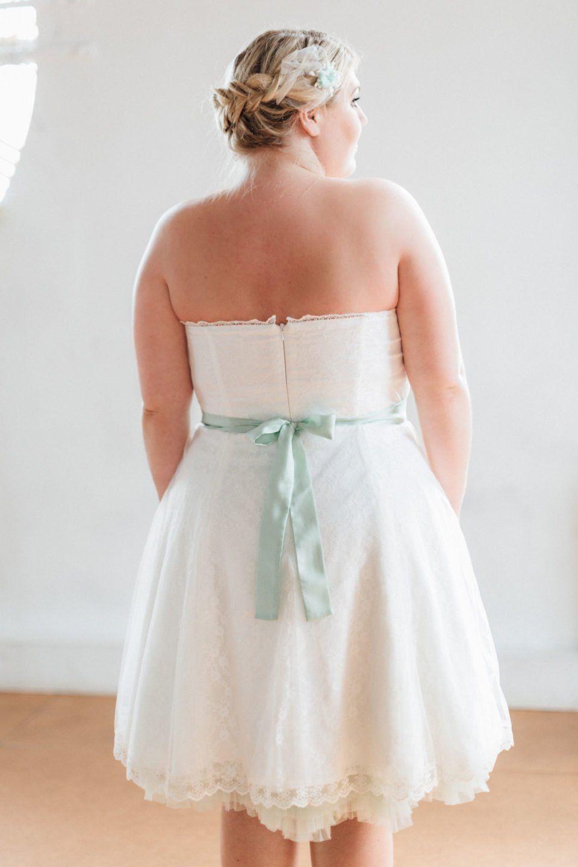 Pin auf Brautkleider große Größen