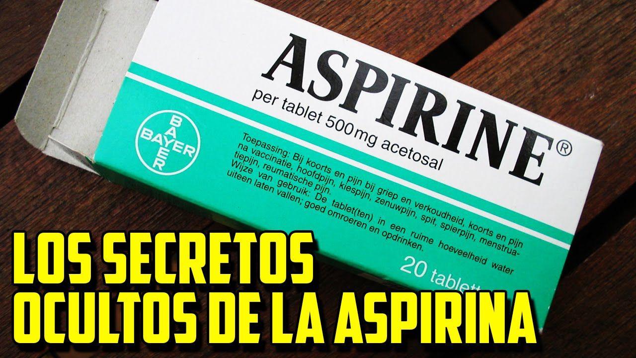 Como adelgazar la sangre con aspirina