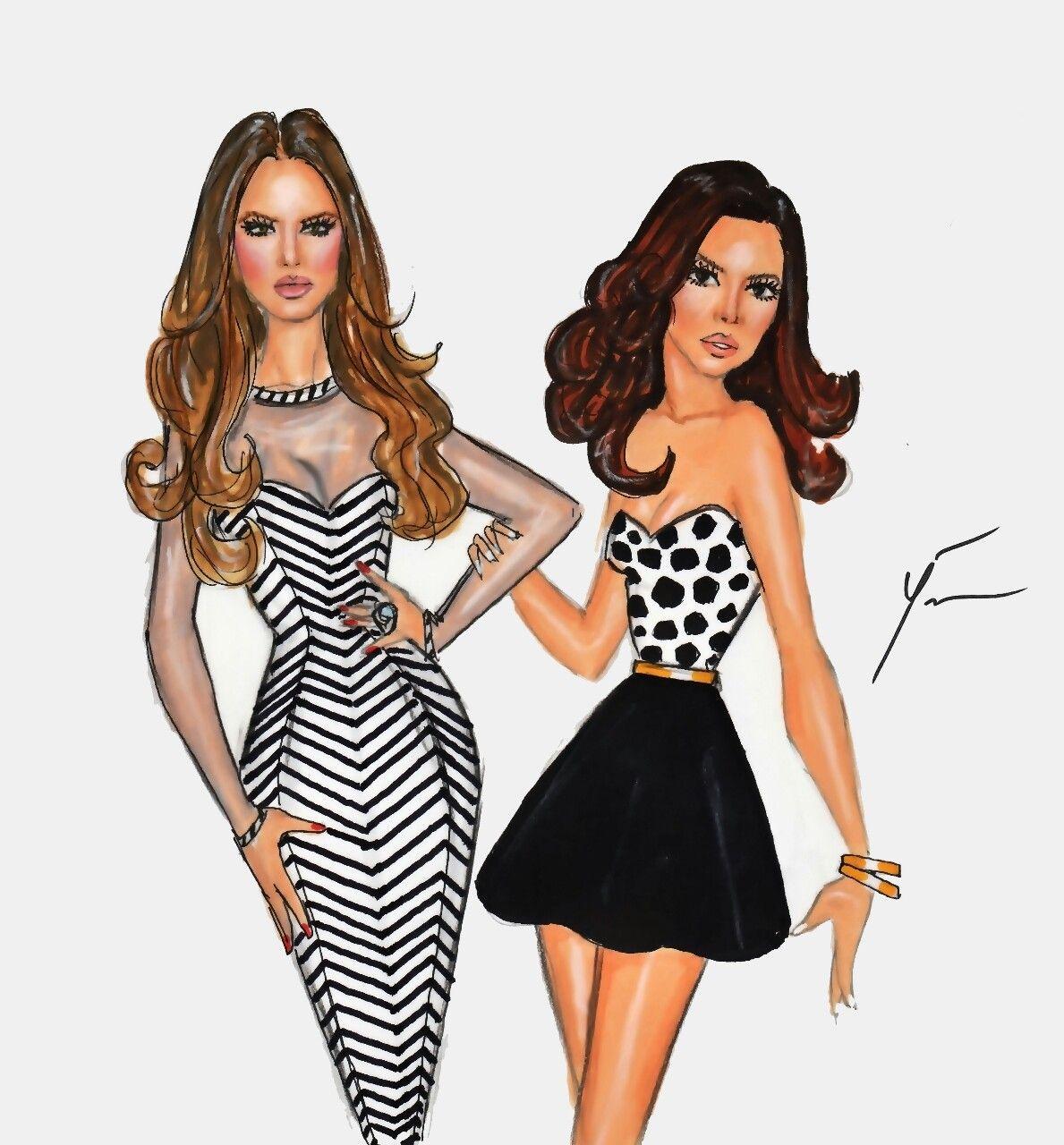 Kardashians 'Khloe & Kourtney' by Yigit Ozcakmak