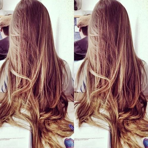 As novas Mechas Ombré Carioca estão em alta, veja os modelos de Mechas Ombré Carioca e como você pode criar o efeito nos seus cabelos.