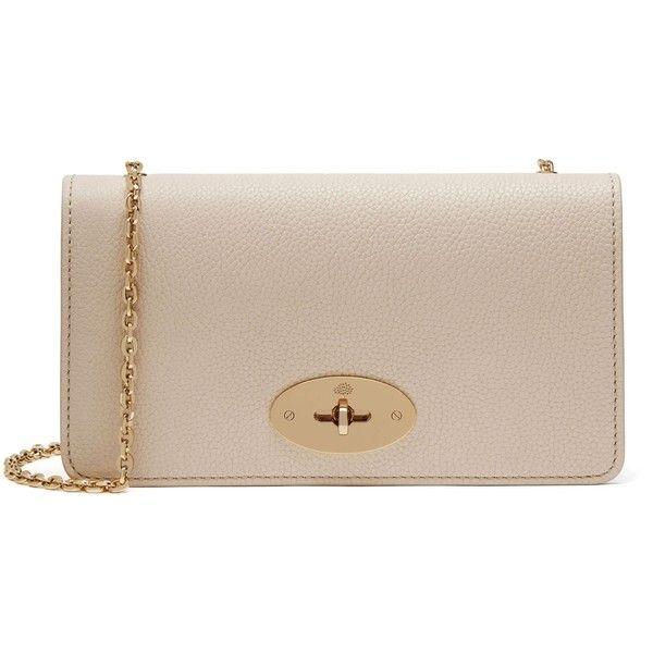 678b89b0f3 Mulberry Bayswater Clutch Wallet (2.830 BRL) ❤ liked on Polyvore featuring  bags
