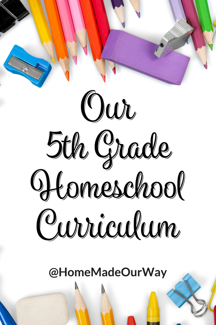 14 Awesome Resources You Should Add to Your 5th Grade Homeschool #sciencehistory