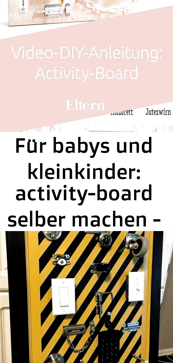 Für babys und kleinkinder: activity-board selber machen - #activities #activityboard #babys #für # 6 #activityboardselbermachen Für Babys und Kleinkinder: Activity-Board selber machen - #activities #ActivityBoard #Babys #für #Kleinkinder #machen #selber #und Aktivitätsboard selber machen - Klickschalter finden Kinder interessant ... - Spiel mit mir | ganz allein - #Aktivitätsboard #allein #finden #ganz #interessant #Kinder #Klickschalter #machen #mir #mit #selber #Spiel Download the We A