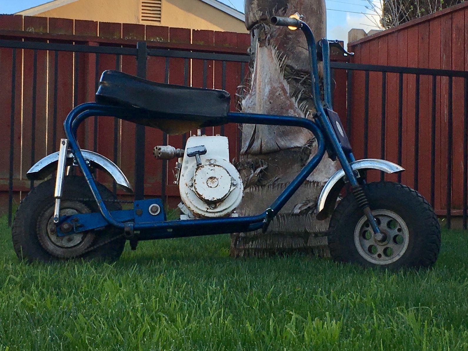 Bonanza Bc1300 Mini Bike Bike Mini