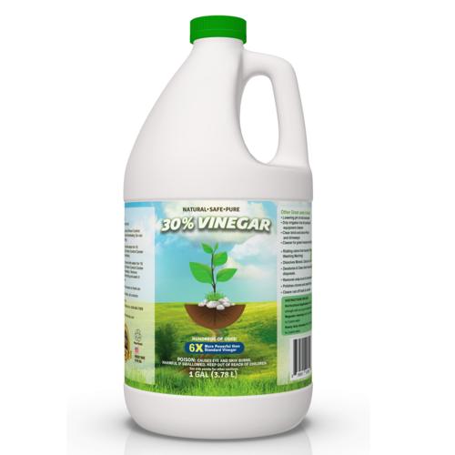 Green Gobbler 30 VINEGAR Home & Garden Vinegar, Pure
