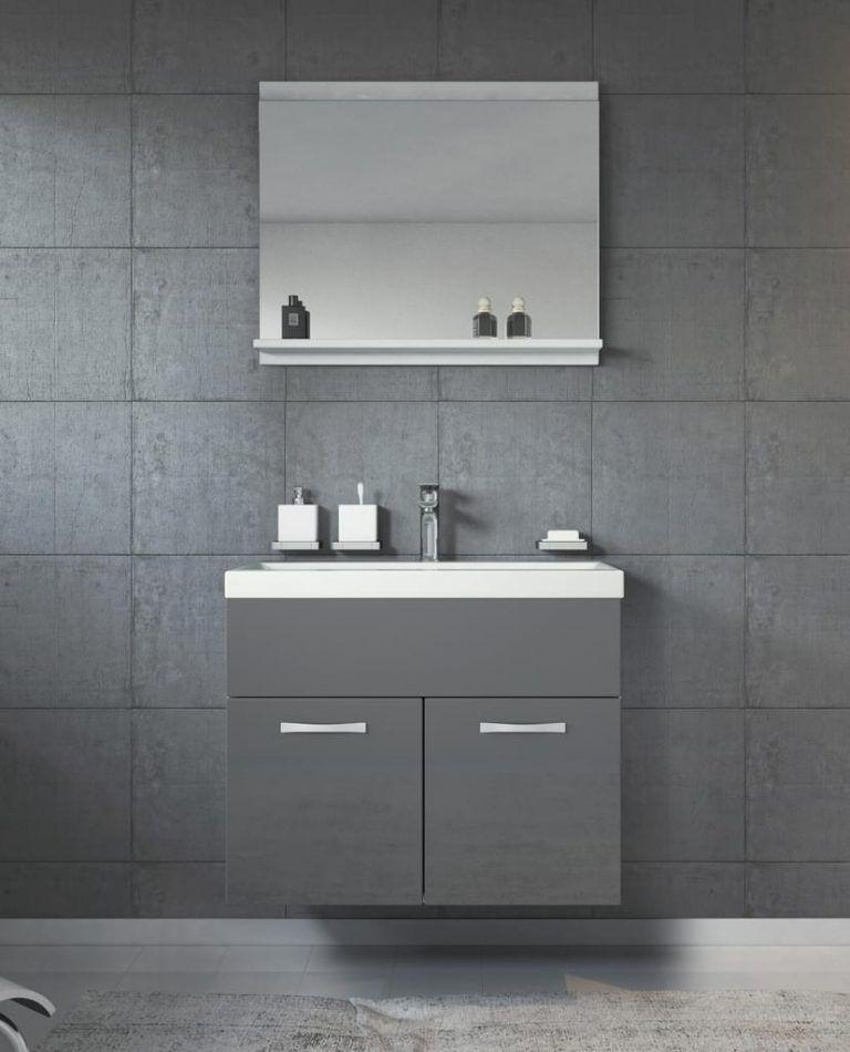 Download Badezimmer Waschtisch Mit Spiegel Badezimmer Ideen Di 2020
