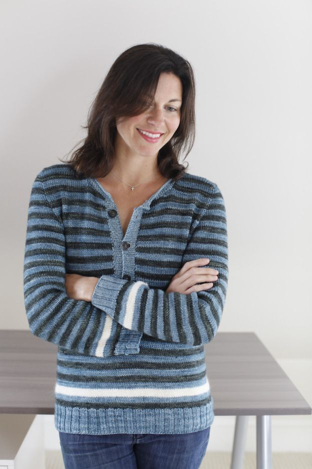 Kynance Cove Sweater Knitted by Christine Chitmis _MG_1692