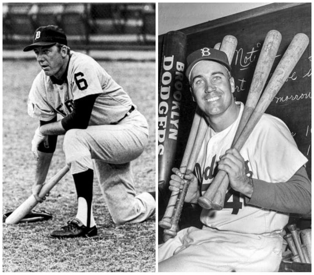 Baseball Hall of Fame 1980 inductees, Al Kaline and Duke
