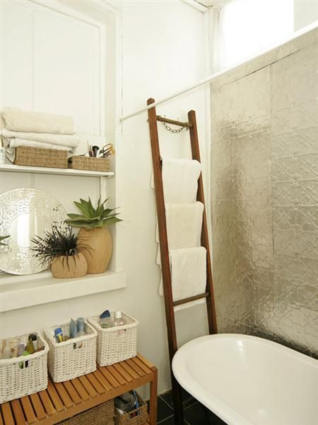 Pressed Metal Is Great For Wet Areas Www Icotraders Co Nz Tiny House Bathroom Metal Wall Panel Waterproof Wall Panels