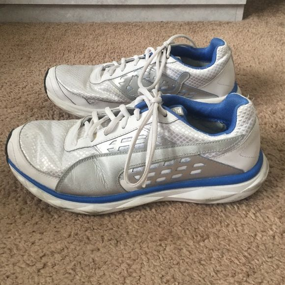 Puma running sneakers Worn no more than 5x in great condition. Size 9.5. No box. Puma Shoes Sneakers