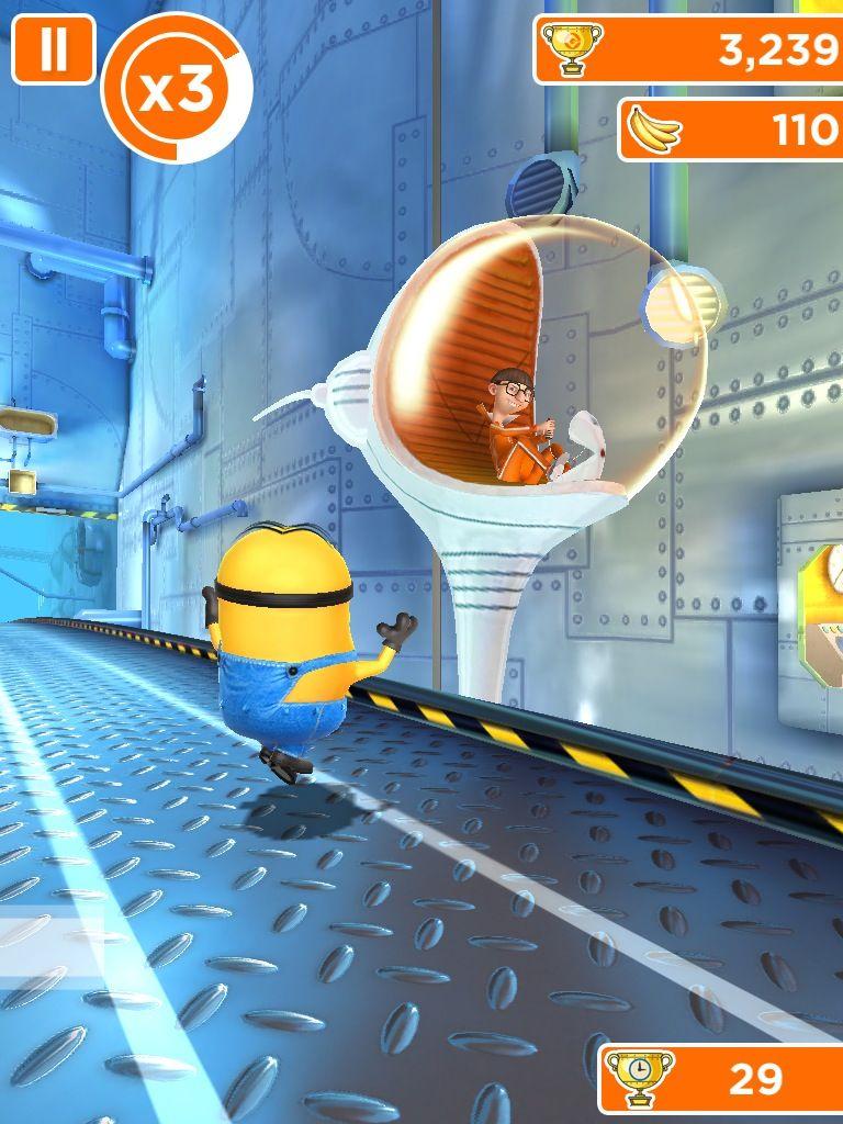 Hi vector Minion rush, Minions, Battle