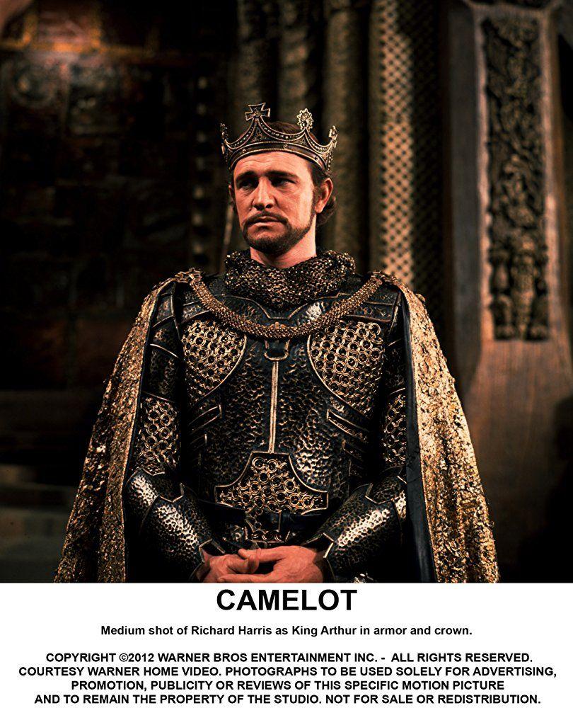 Richard Harris In Camelot 1967 Richard Harris Historical Movies Richard Harris Camelot