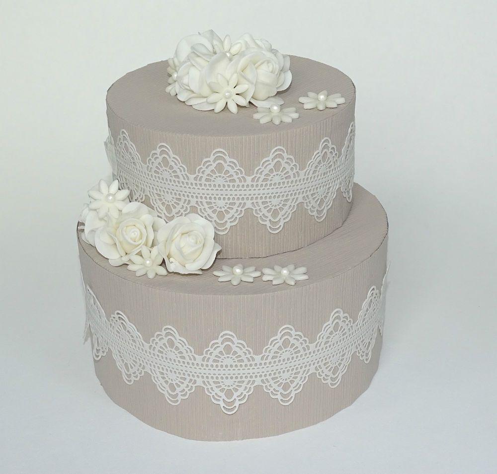 Essbare tortenspitze zuckerspitze tortendeko torte for Essbare dekoration
