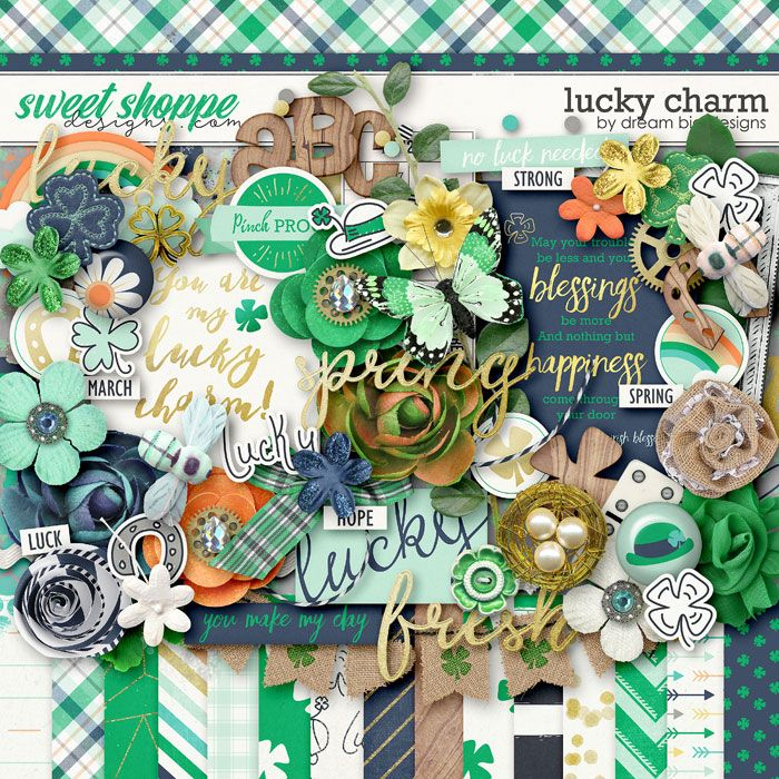 *FREE with your $10 Purchase* Lucky Charm by Dream Big Designs
