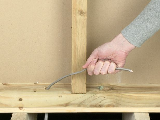 Electrical And Wiring Diy Electrical Installing Electrical Outlet Home Electrical Wiring