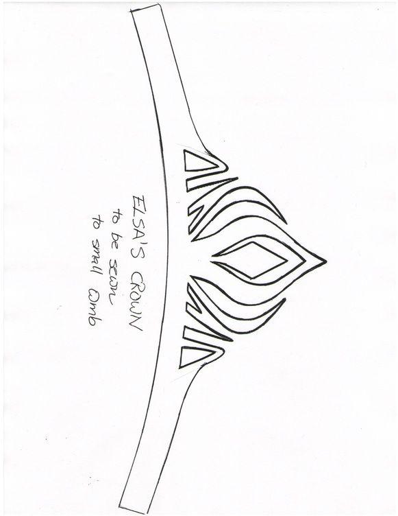 elsa s crowns http www andreaschewedesign com costume diy