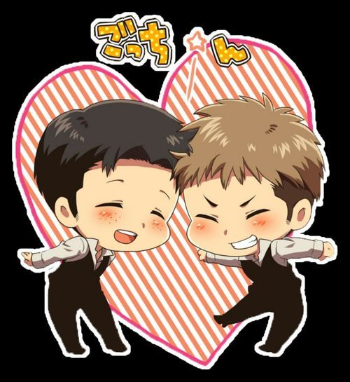 JeanMarco ♡ discovered by 〘 βℓσssσm 〙  on We Heart It
